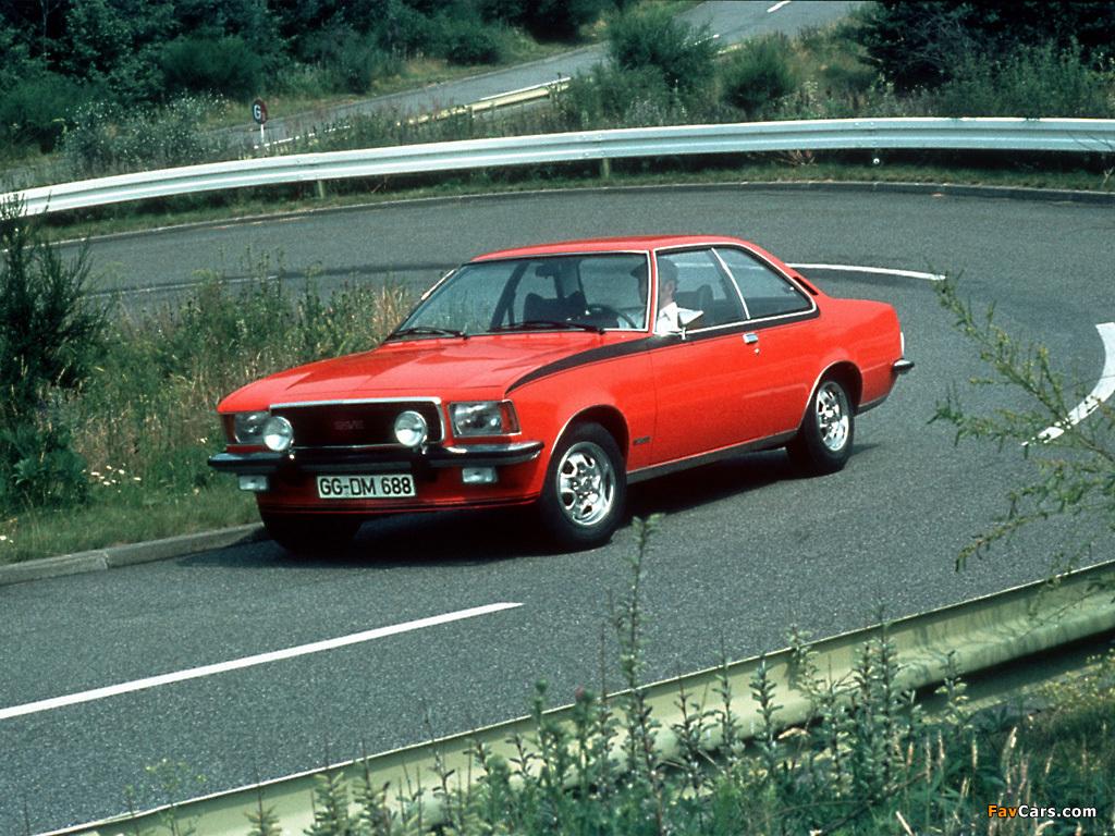 Opel Commodore B 1972 - 1978 Coupe #2