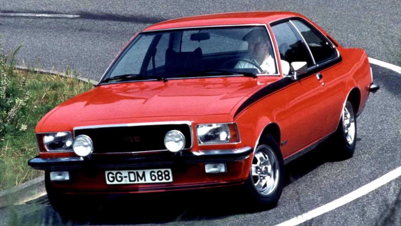 Opel Commodore B 1972 - 1978 Coupe #7