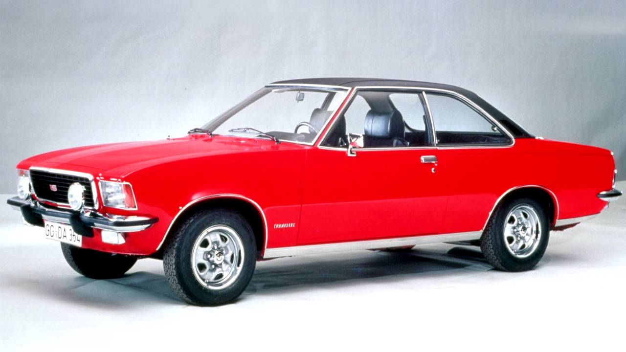 Opel Commodore B 1972 - 1978 Coupe #8