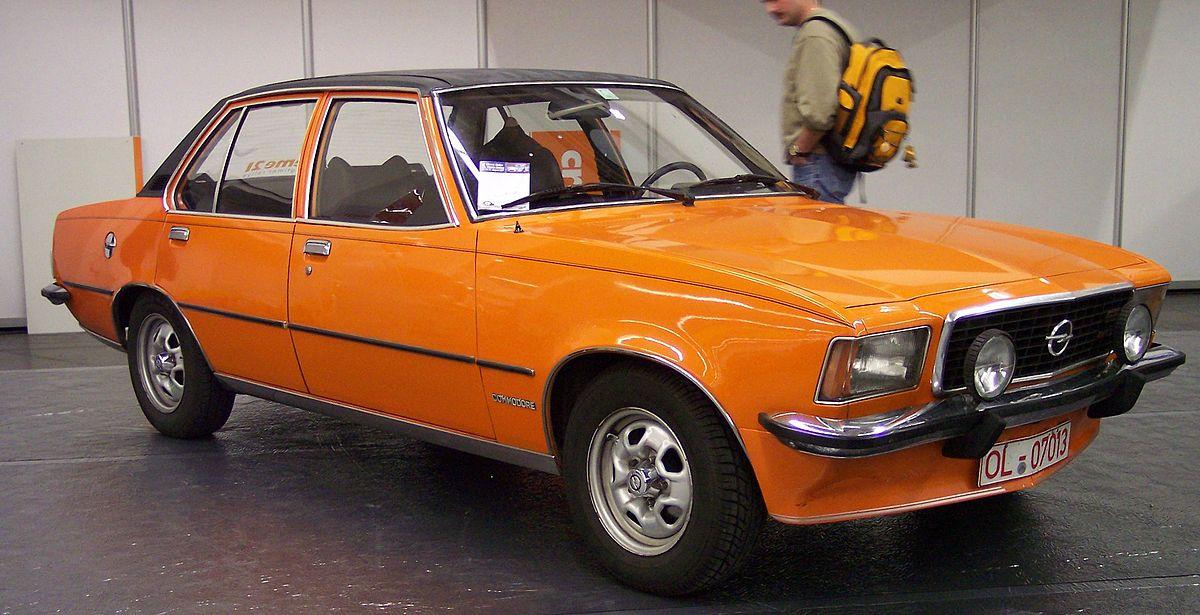 Opel Commodore B 1972 - 1978 Coupe #6