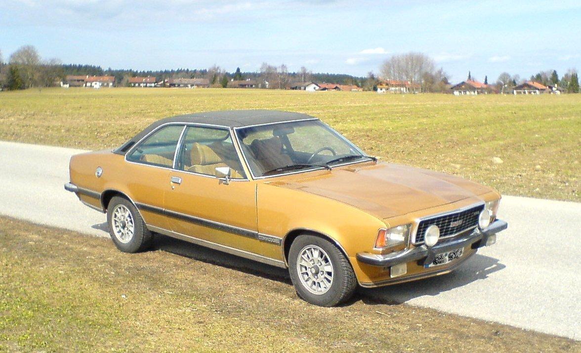 Opel Commodore B 1972 - 1978 Coupe #5