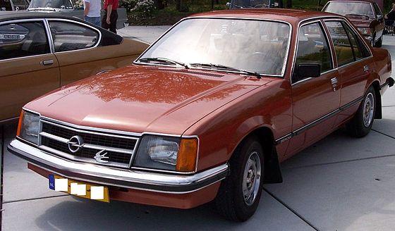 Opel Commodore C 1978 - 1982 Sedan #3