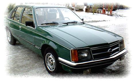 Opel Commodore C 1978 - 1982 Sedan #1
