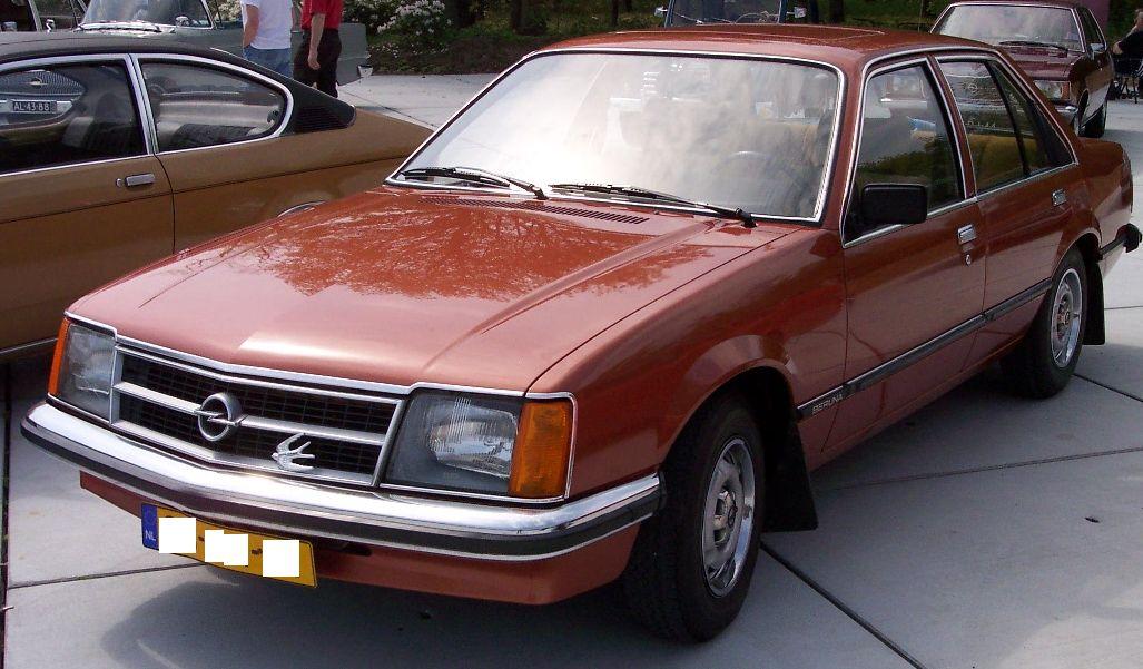 Opel Commodore C 1978 - 1982 Sedan #6