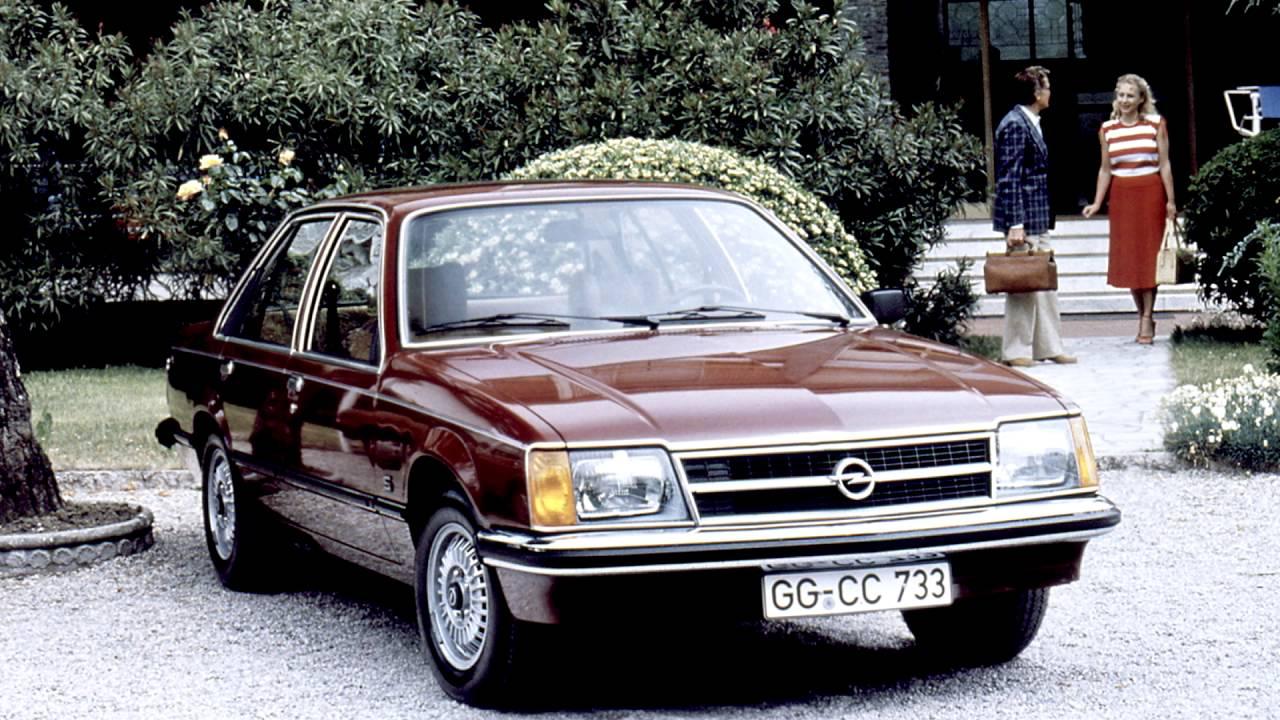 Opel Commodore C 1978 - 1982 Sedan #7