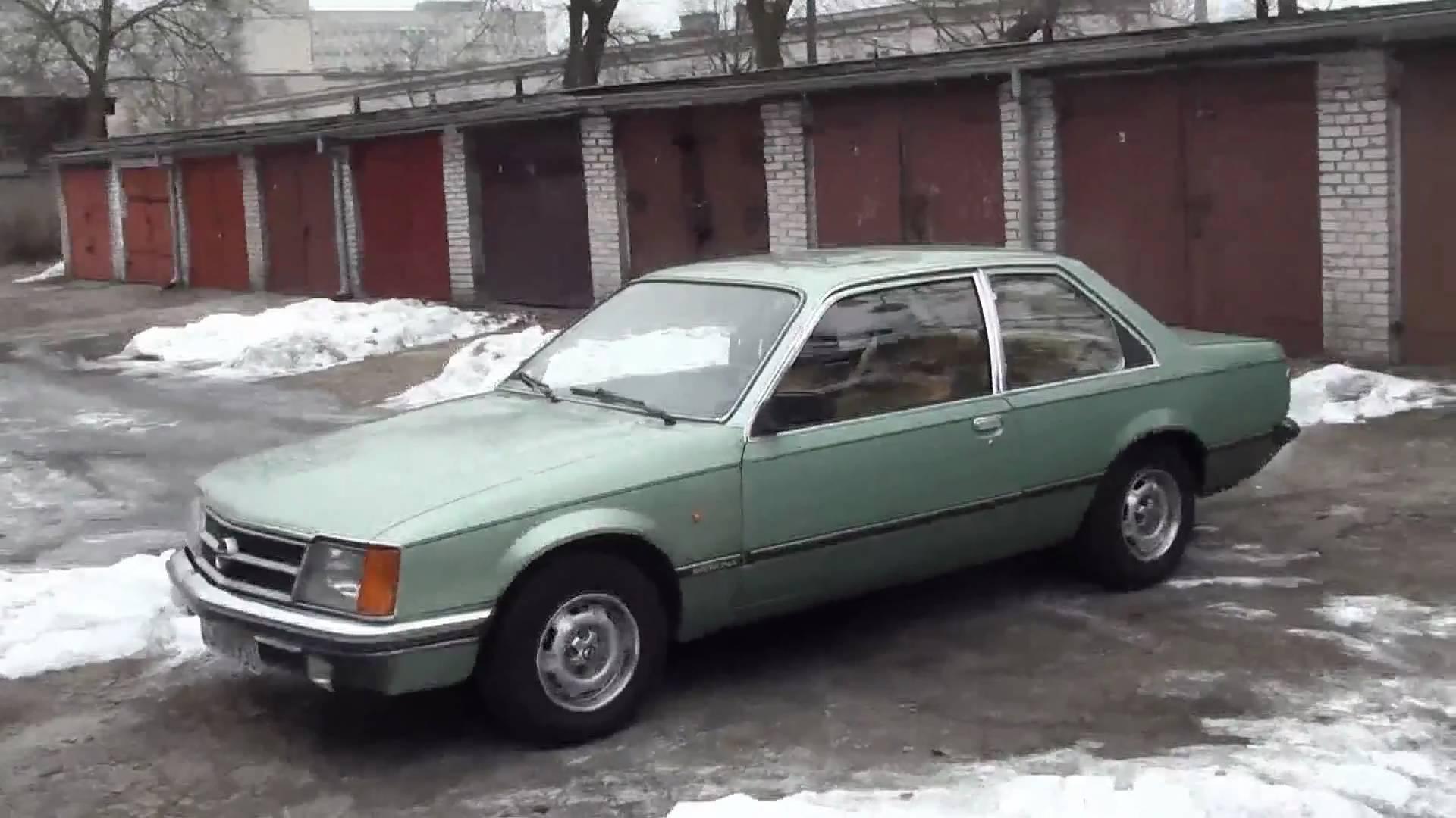 Opel Commodore C 1978 - 1982 Sedan #8