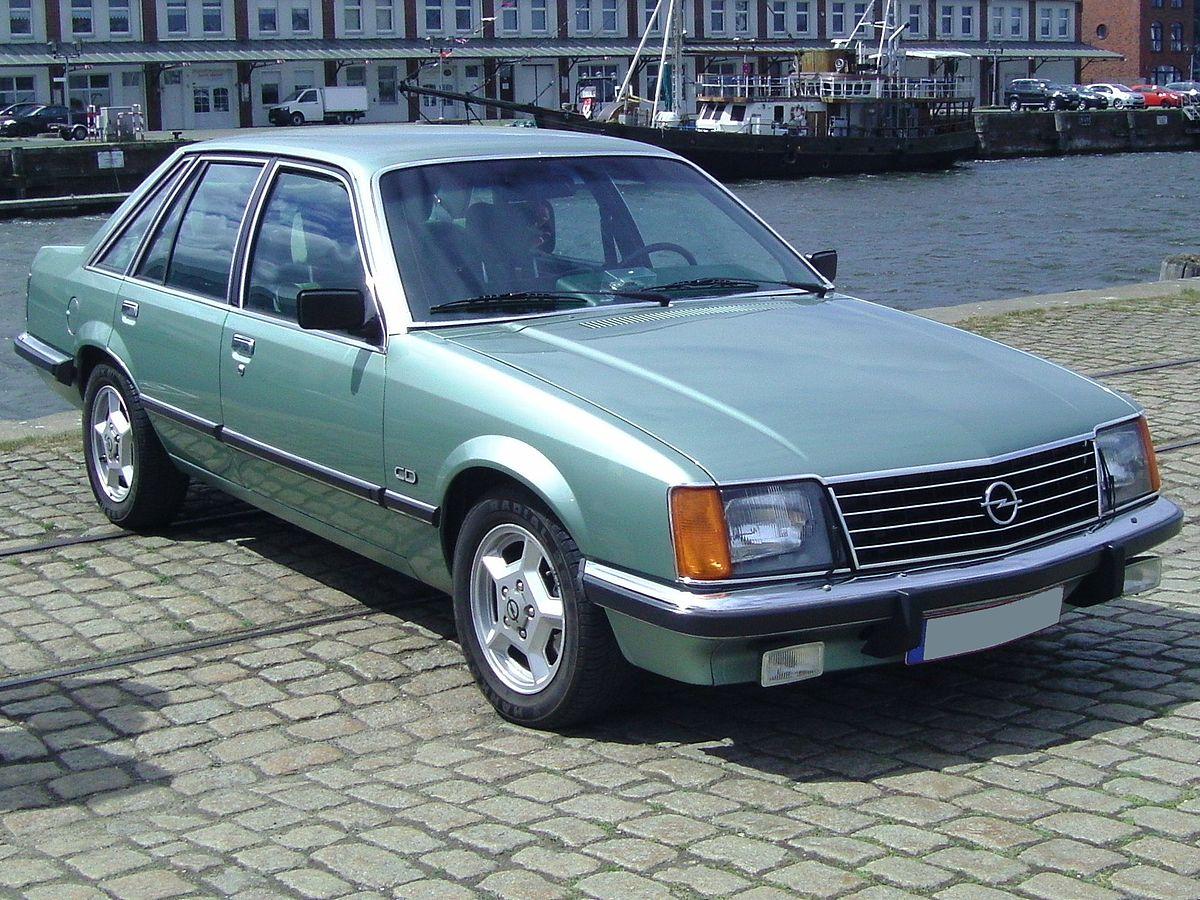 Opel Senator A 1978 - 1987 Sedan #8