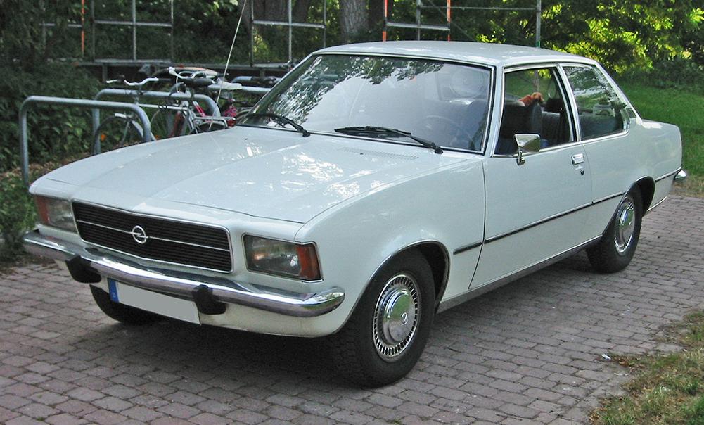 Opel Rekord E 1977 - 1986 Sedan #6