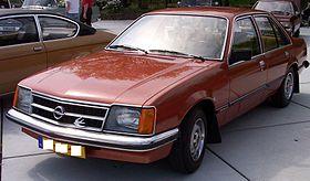 Opel Commodore C 1978 - 1982 Station wagon 5 door #8
