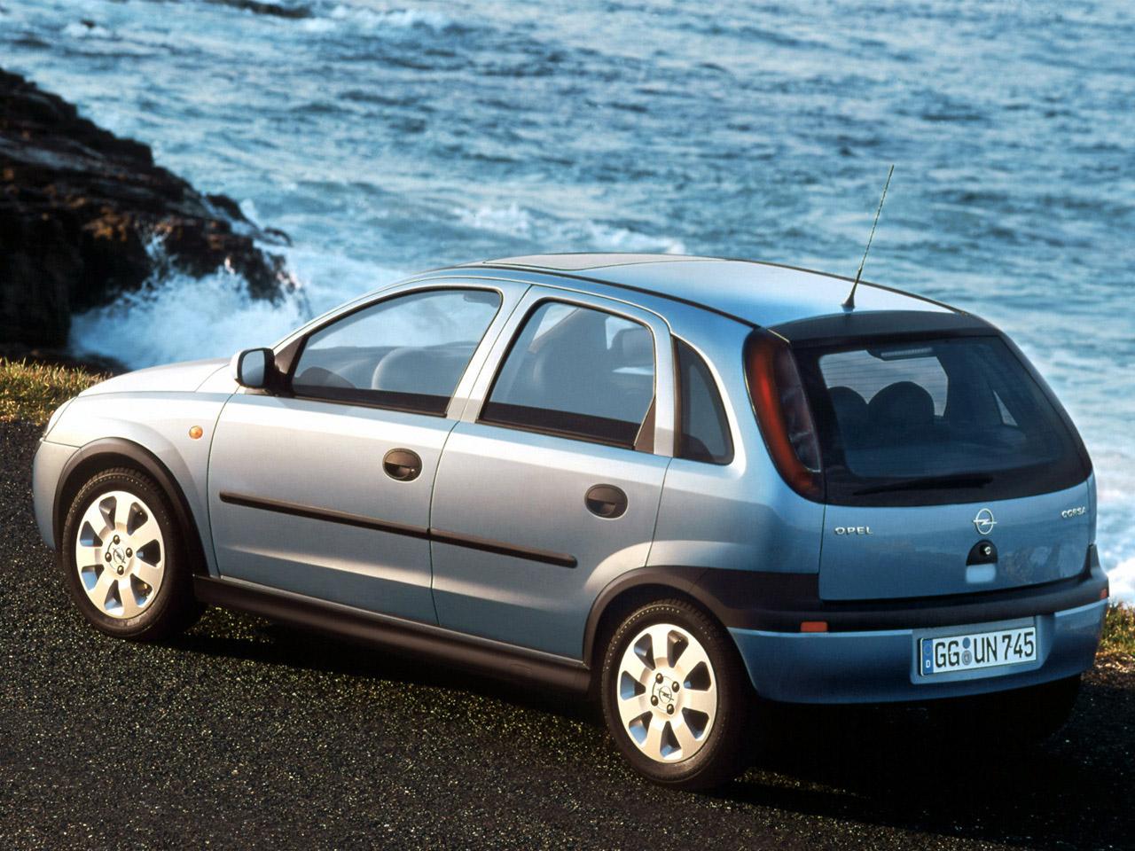 Opel Vita C 2000 - 2004 Hatchback 3 door #6