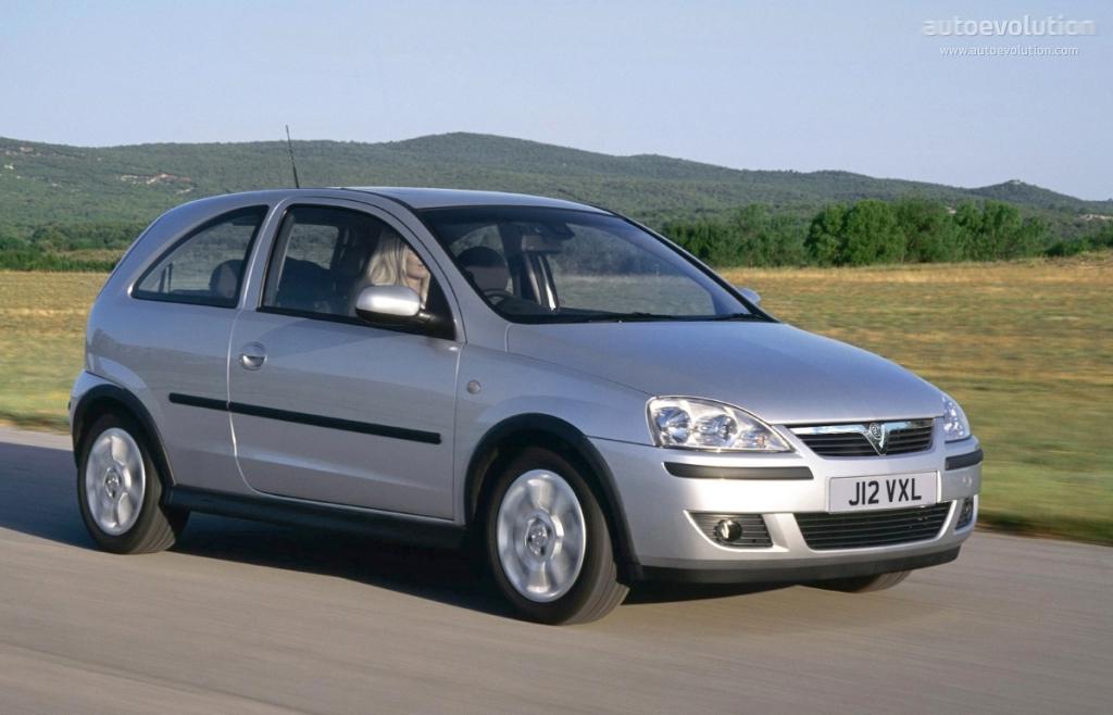 Opel Vita C 2000 - 2004 Hatchback 3 door #3