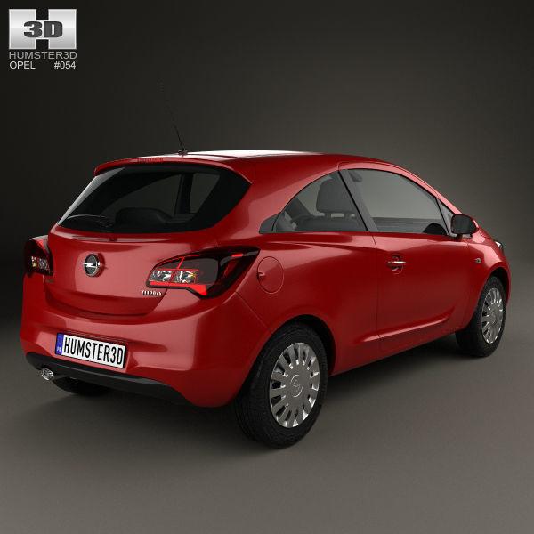 Opel Corsa E 2014 - now Hatchback 5 door #1