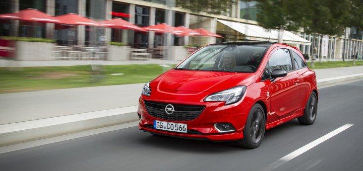 Opel Corsa OPC E 2015 - now Hatchback 3 door #4
