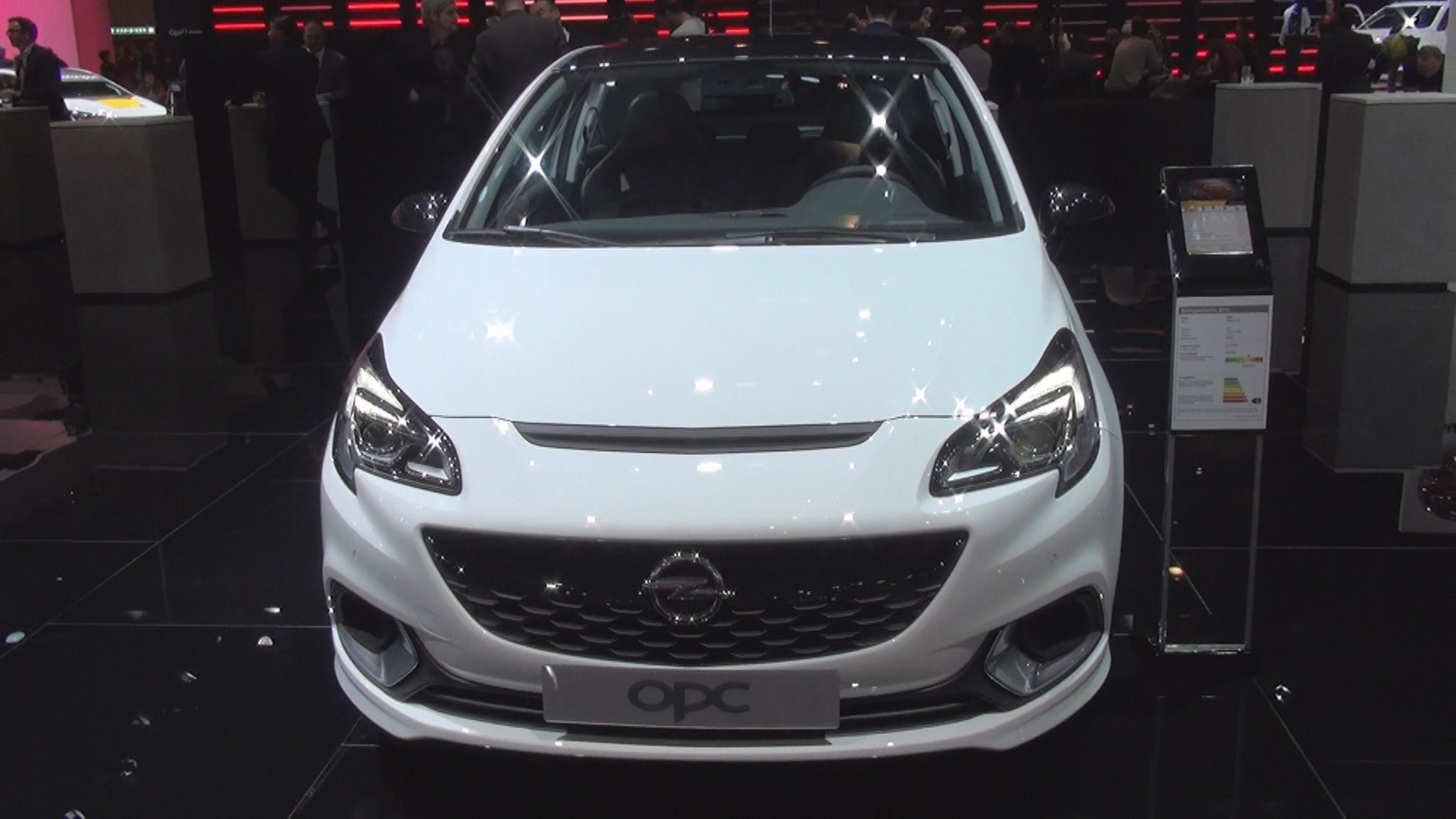 Opel Corsa OPC E 2015 - now Hatchback 3 door #5