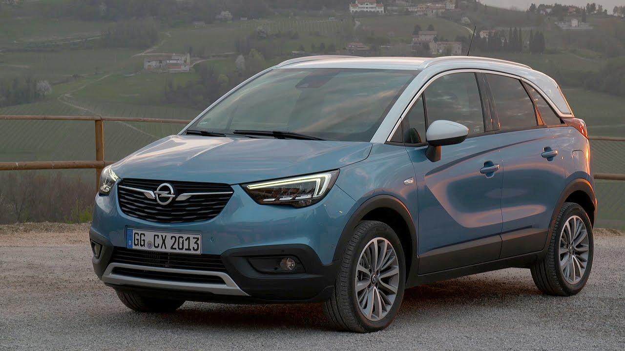 Opel Crossland X 2017 - now SUV 5 door #8