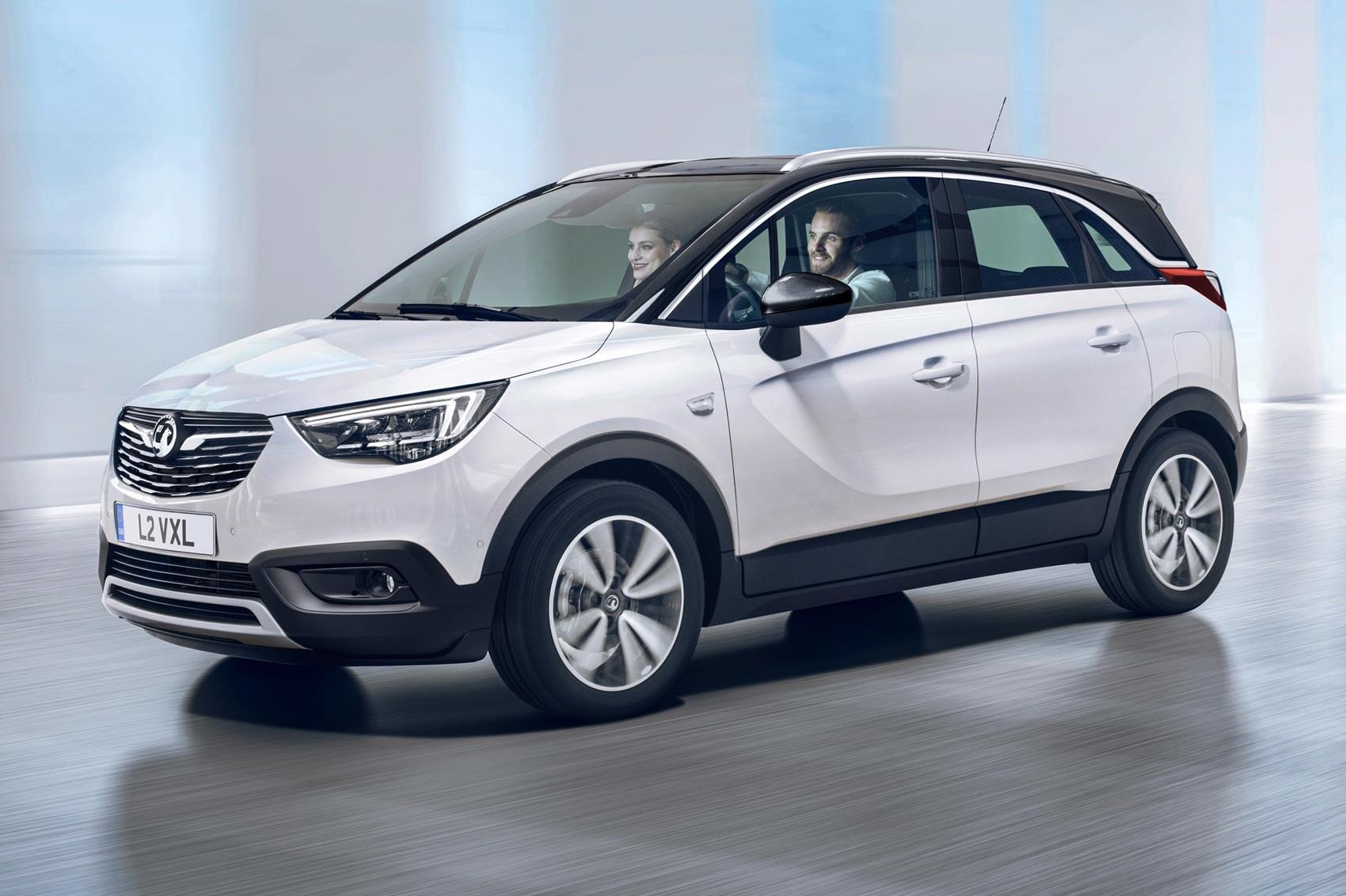 Opel Crossland X 2017 - now SUV 5 door #6