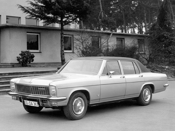 Opel Diplomat B 1969 - 1978 Sedan #5
