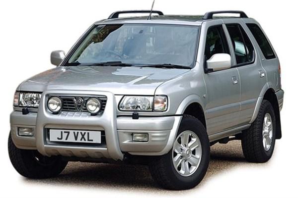 Opel Frontera A 1991 - 1998 SUV 3 door #3