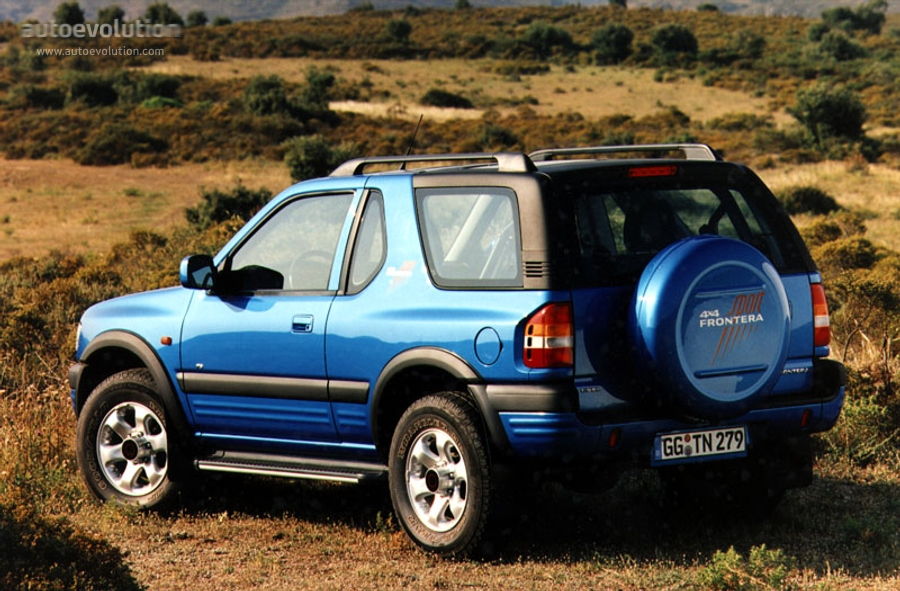 Opel Frontera B Restyling 2001 - 2004 SUV 3 door #1