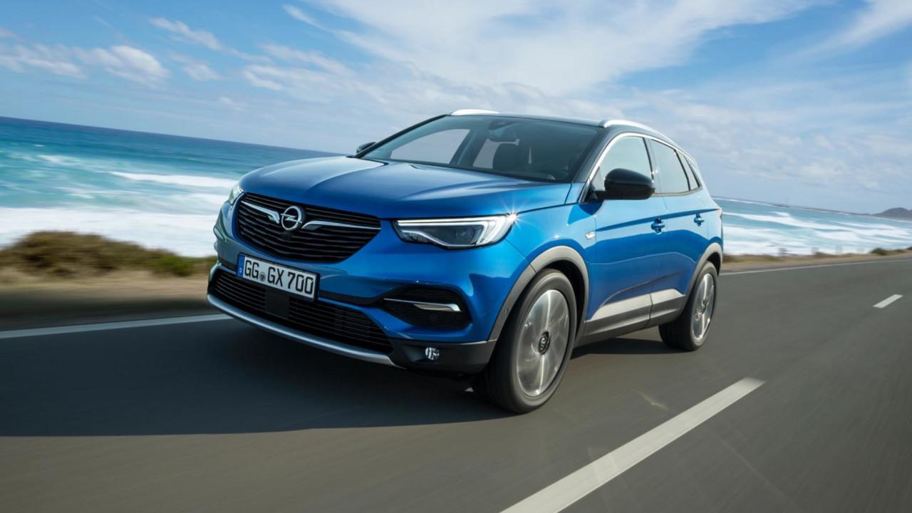 Opel Grandland X 2017 - now SUV 5 door #2
