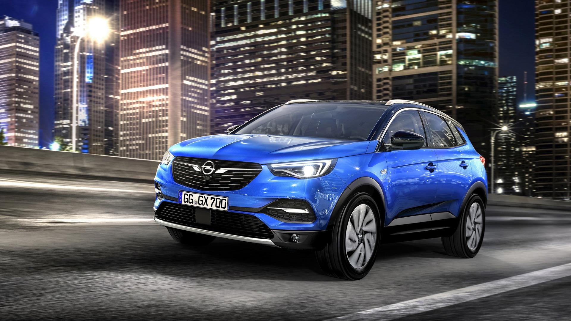 Opel Grandland X 2017 - now SUV 5 door #3