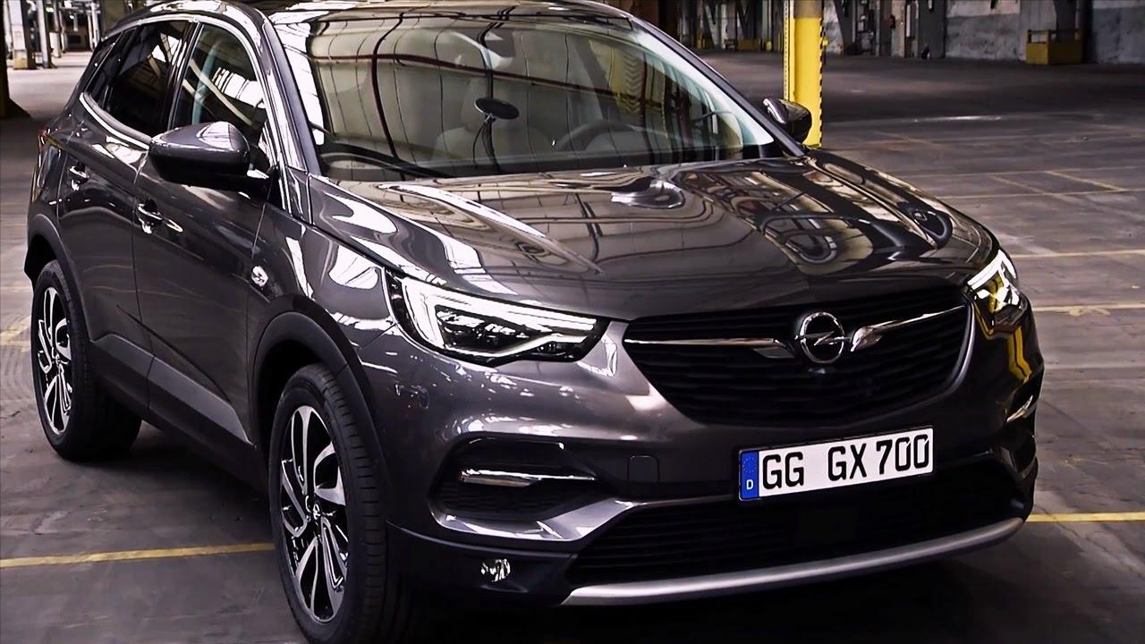Opel Grandland X 2017 - now SUV 5 door #8