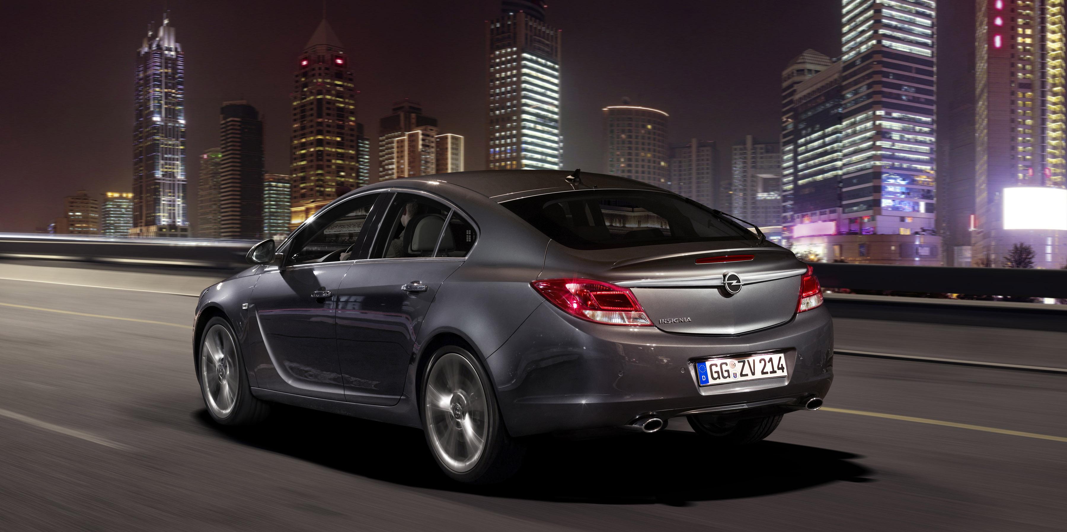 Opel Insignia I 2008 - 2013 Liftback #1