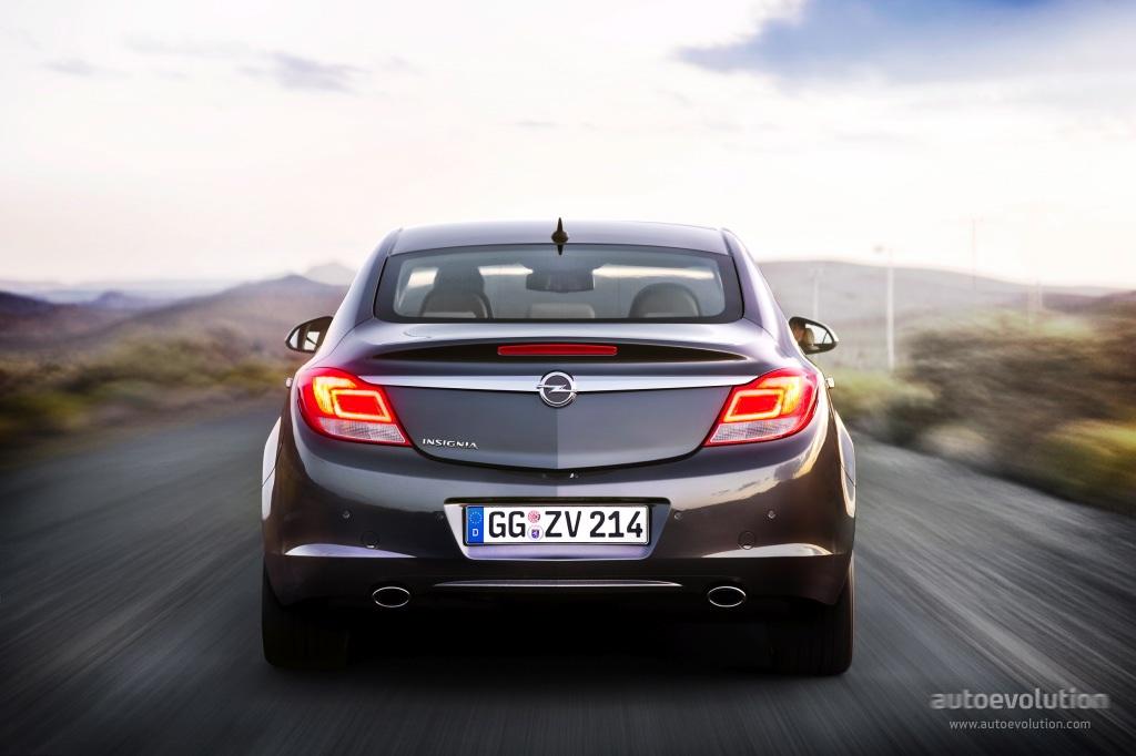 Opel Insignia I 2008 - 2013 Liftback #3