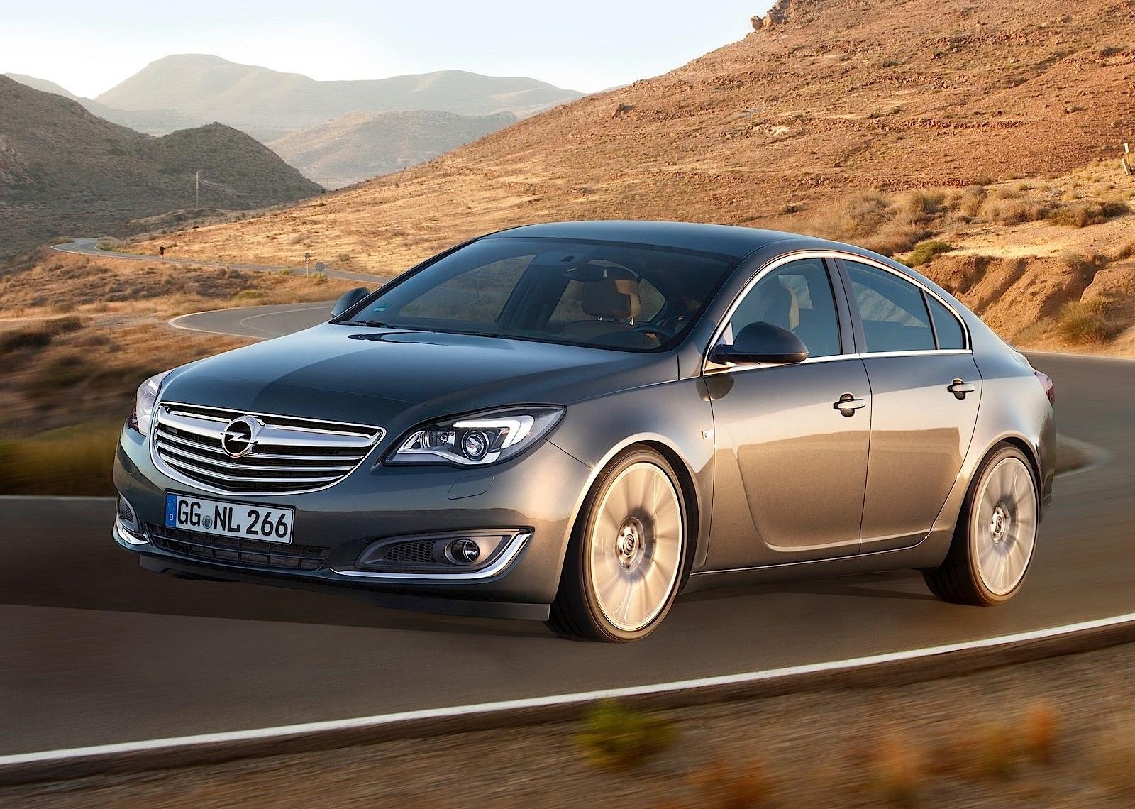 Opel Insignia I 2008 - 2013 Liftback #4