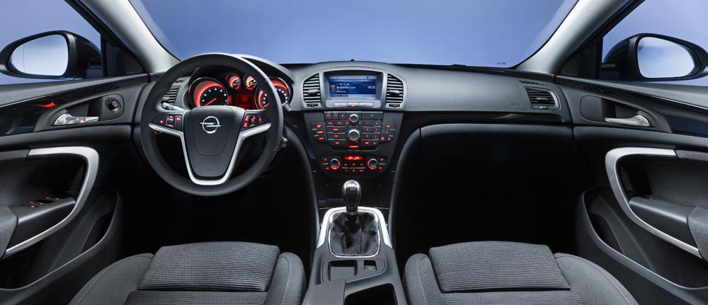 Opel Insignia I 2008 - 2013 Liftback #6