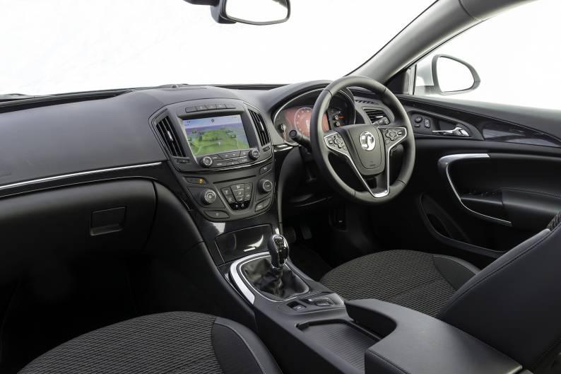 Opel Insignia I 2008 - 2013 Liftback #8