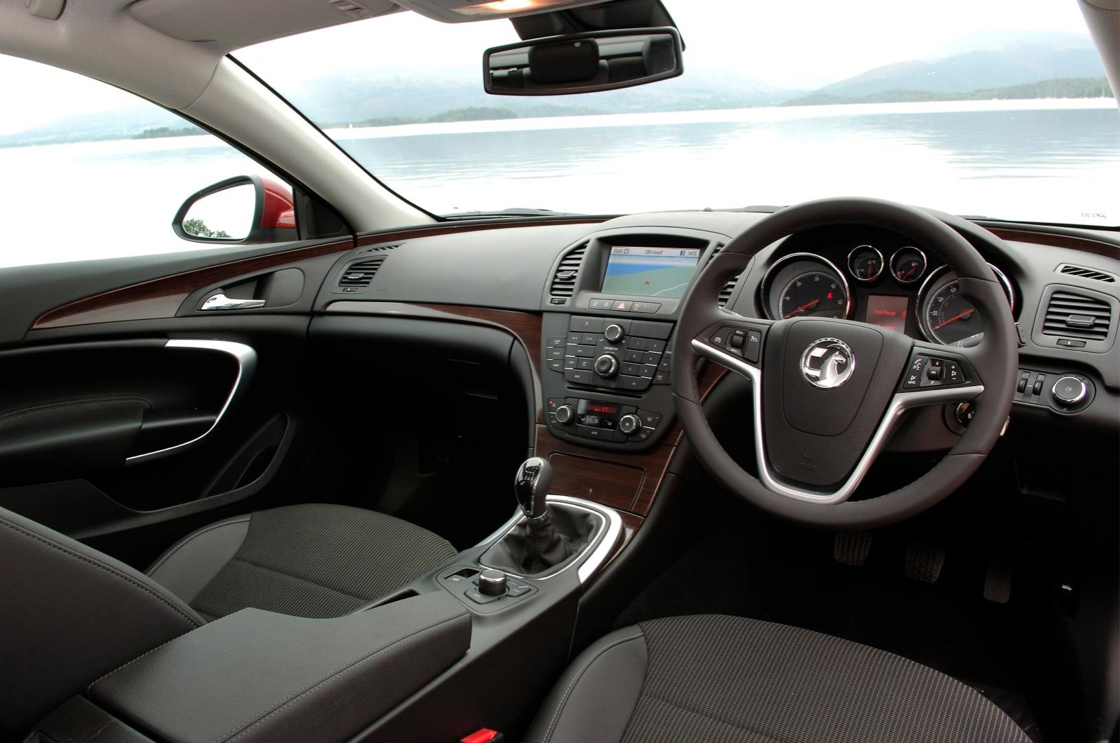 Opel Insignia I 2008 - 2013 Liftback #7