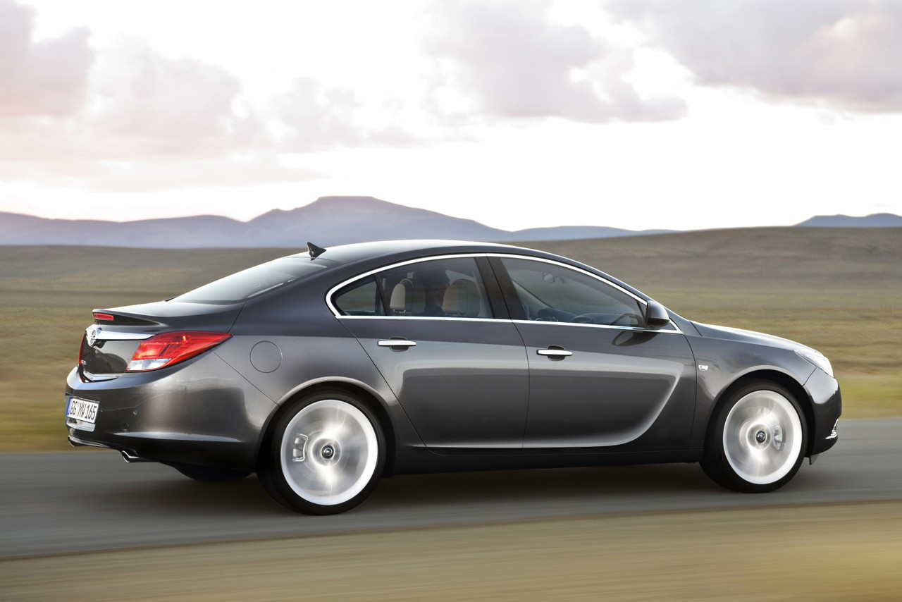 Opel Insignia I Restyling 2013 - now Station wagon 5 door #6