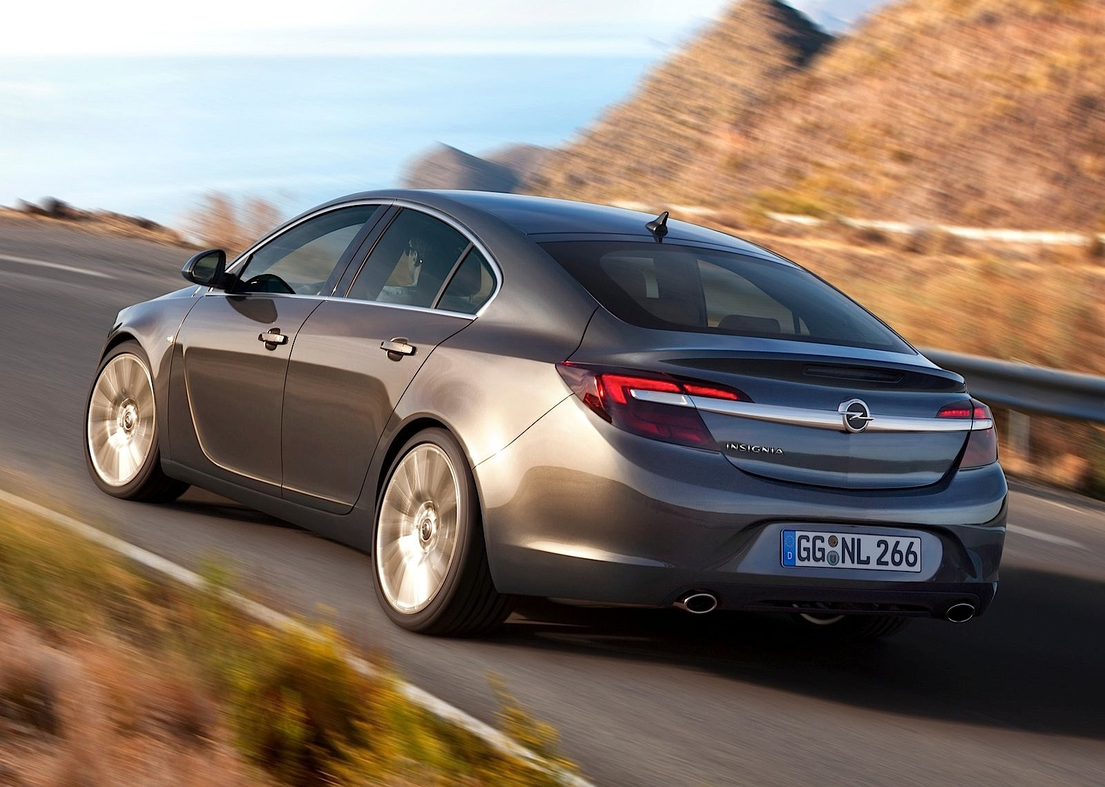 Opel Insignia I Restyling 2013 - now Liftback #1