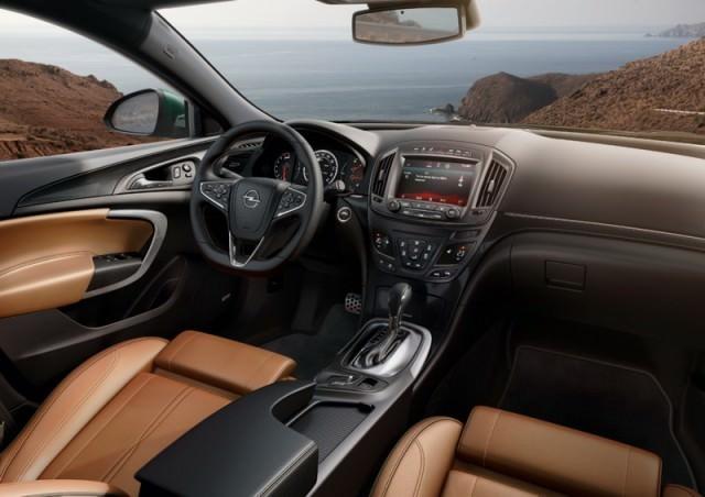 Opel Insignia I Restyling 2013 - now Liftback #5