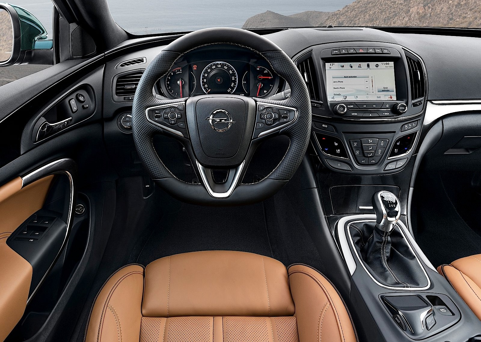 Opel Insignia I Restyling 2013 - now Liftback #7