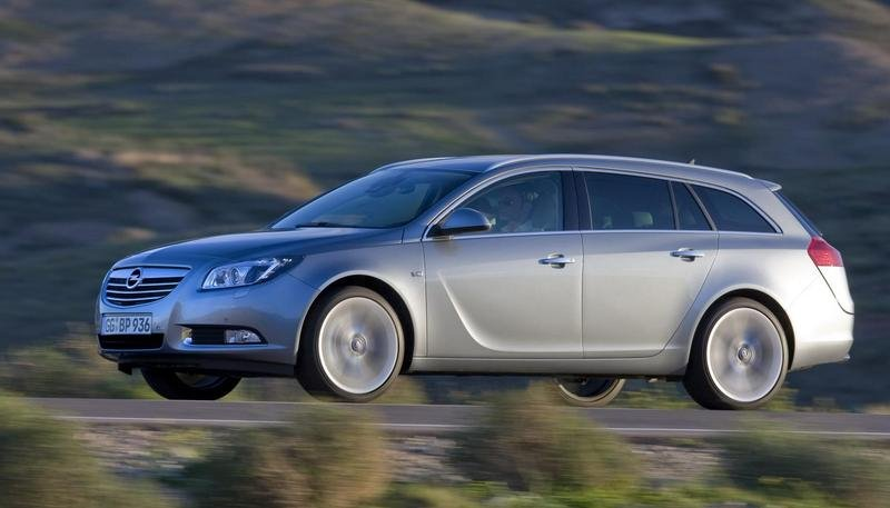 Opel Insignia I Restyling 2013 - now Station wagon 5 door #2