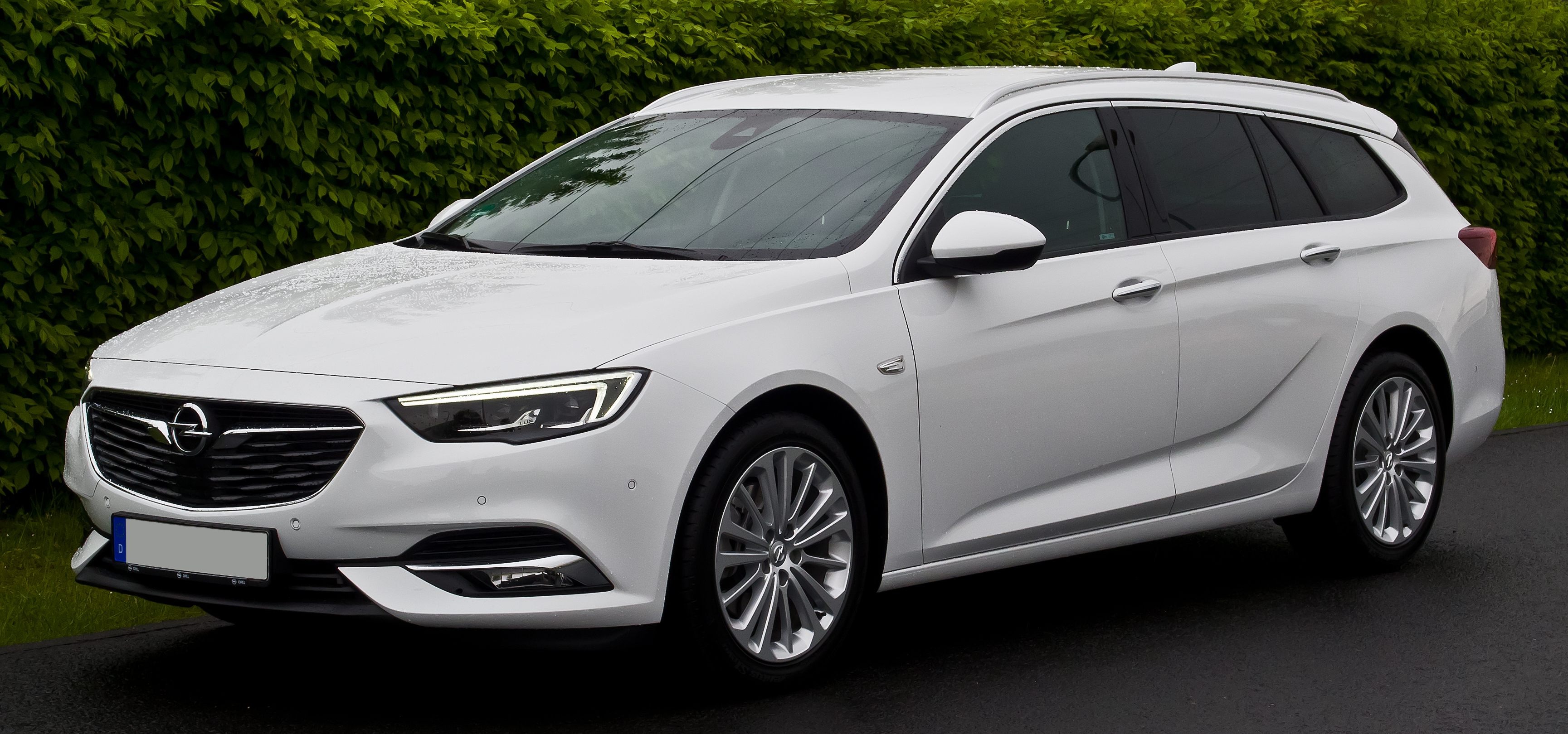 Opel Insignia I Restyling 2013 - now Station wagon 5 door #1
