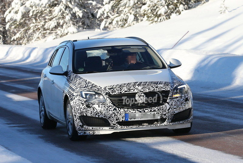 Opel Insignia I Restyling 2013 - now Station wagon 5 door #3