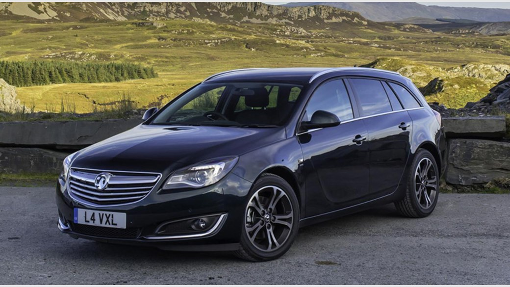 Opel Insignia I Restyling 2013 - now Station wagon 5 door #5