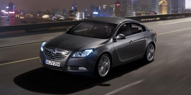 Opel Insignia I Restyling 2013 - now Station wagon 5 door #7