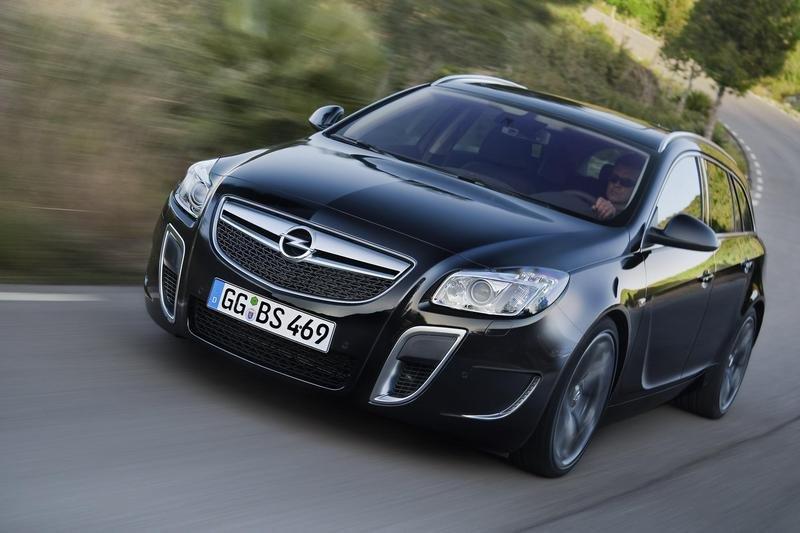 Opel Insignia OPC I Restyling 2013 - now Sedan #8