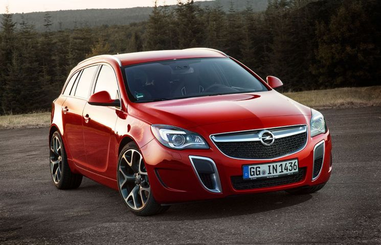 Opel Insignia OPC I Restyling 2013 - now Sedan #1