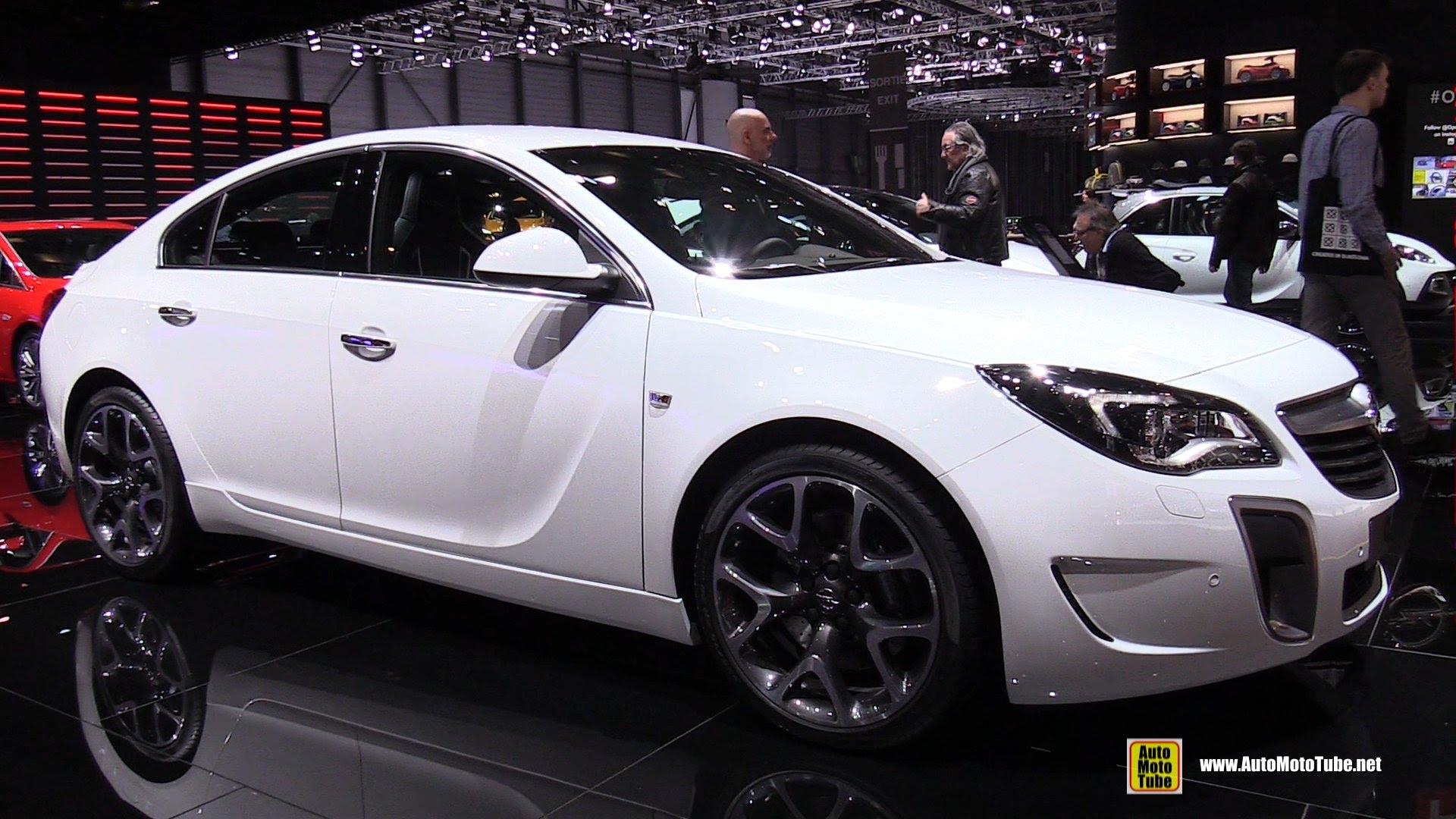 Opel Insignia OPC I Restyling 2013 - now Sedan #2