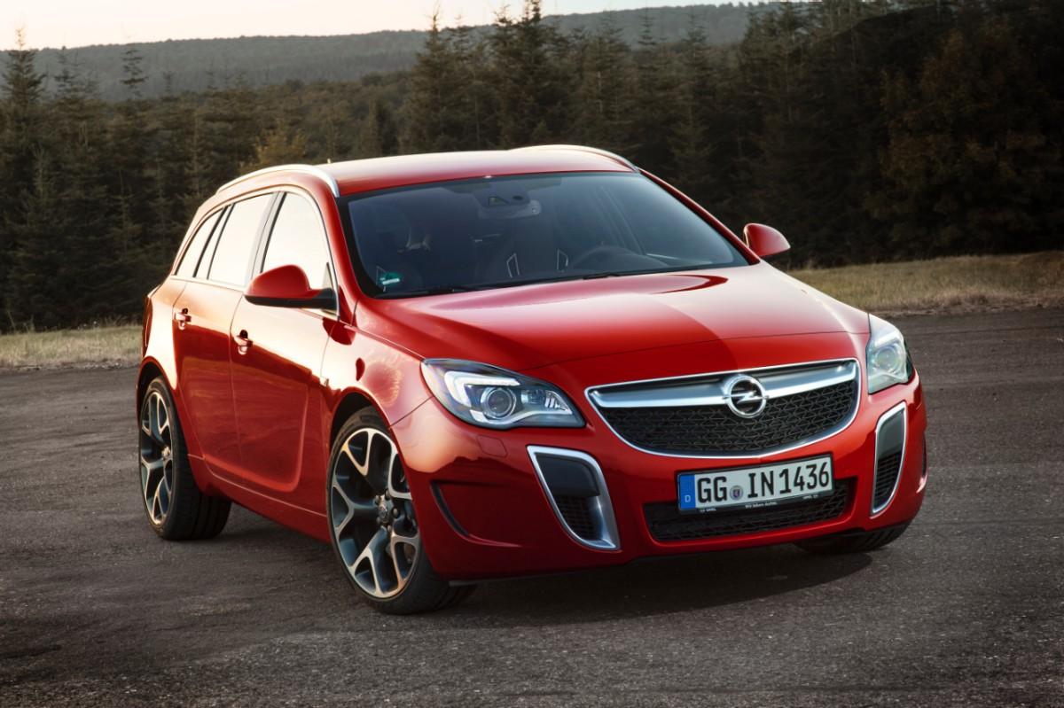 Opel Insignia OPC I Restyling 2013 - now Sedan #4