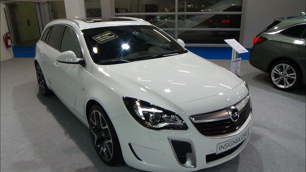 Opel Insignia OPC I Restyling 2013 - now Sedan #3