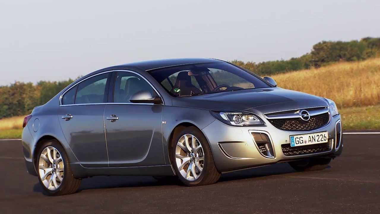 Opel Insignia OPC I Restyling 2013 - now Sedan #5