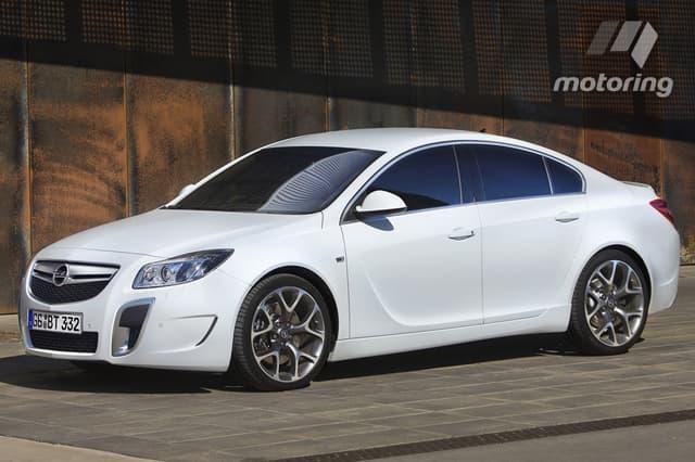 Opel Insignia OPC I Restyling 2013 - now Sedan #7