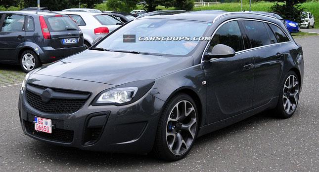 Opel Insignia OPC I Restyling 2013 - now Sedan #6