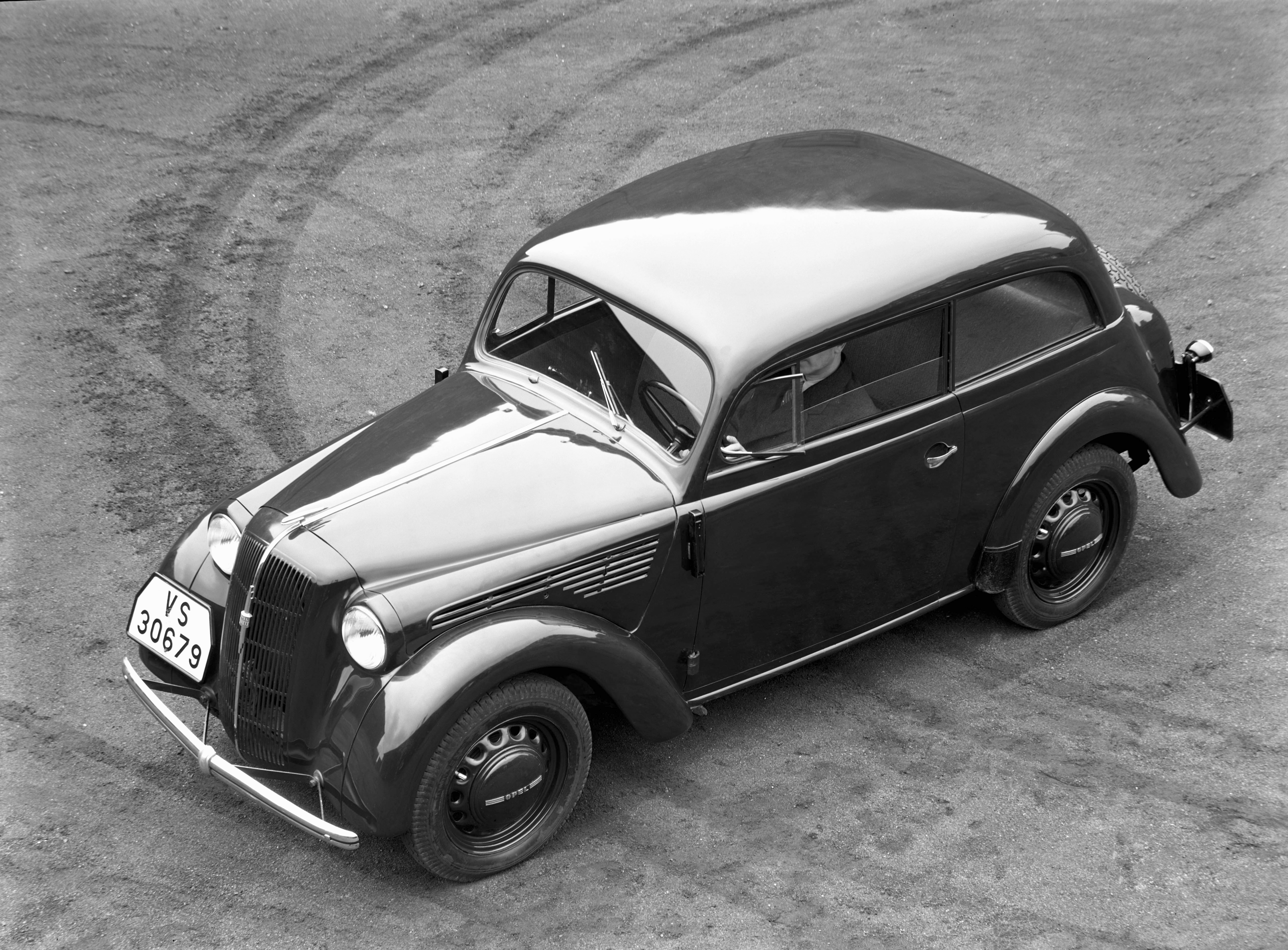 Opel Kadett '37 1937 - 1940 Sedan #1